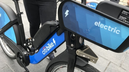 Elektronische Citi Bike